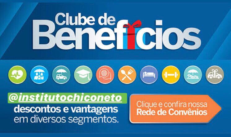 INSTITUTO CHICO NETO CONVIDA AS EMPRESAS A PARTICIPAR DO CLUBE DE BENEFICIO